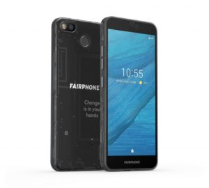 Fairphone for business vente Suisse