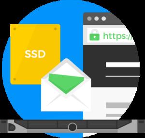 Hébergement suisse Web et mail