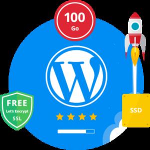 Wordpress hébergement suisse